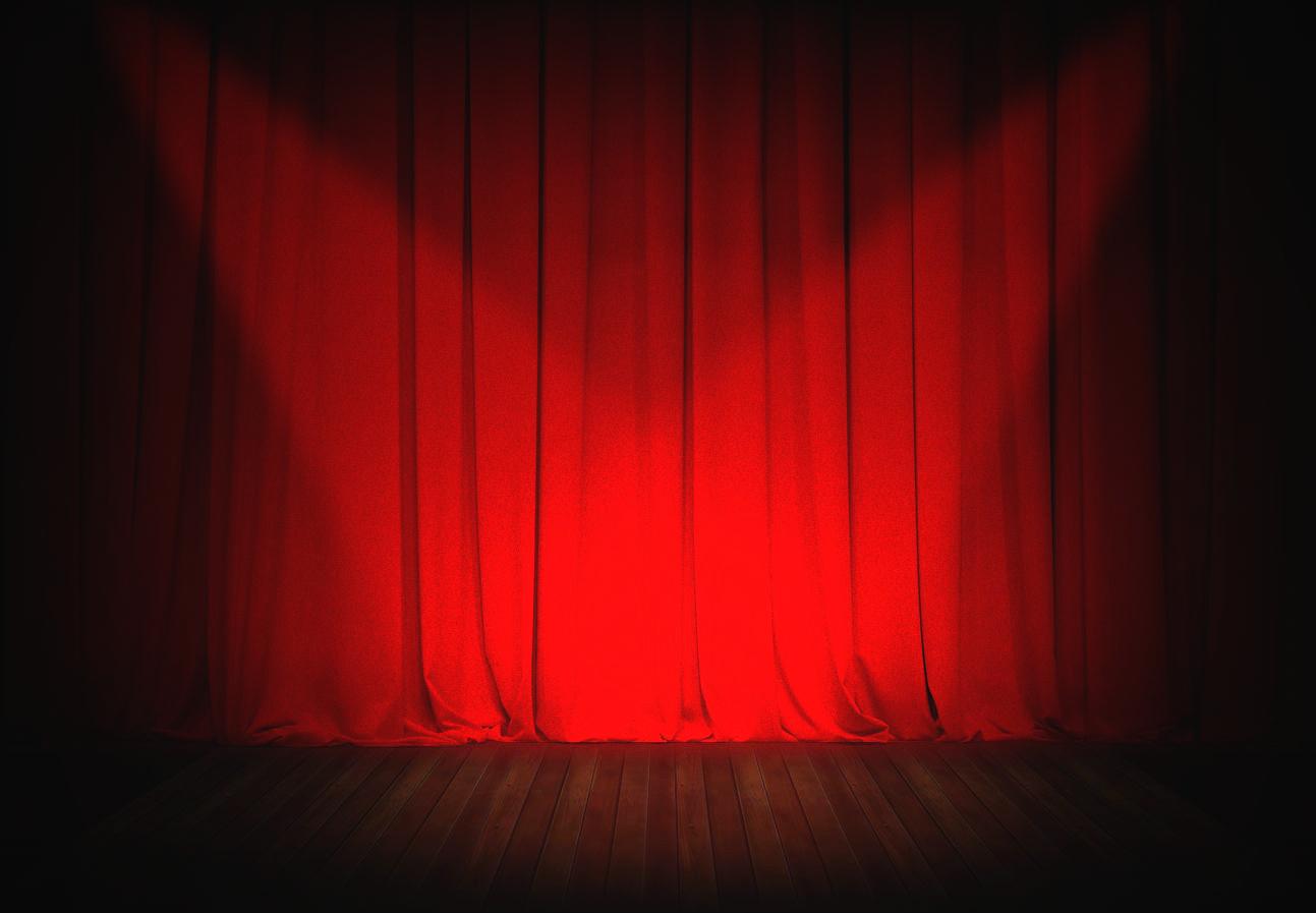 Telón CasaLa Teatro fondo
