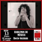 musiques hablemos avec Rocio Guzman
