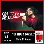 TYPE A NORMAL with Falin Galán