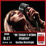 TANGO AND OTHER PORTS with Karina Beorlegui